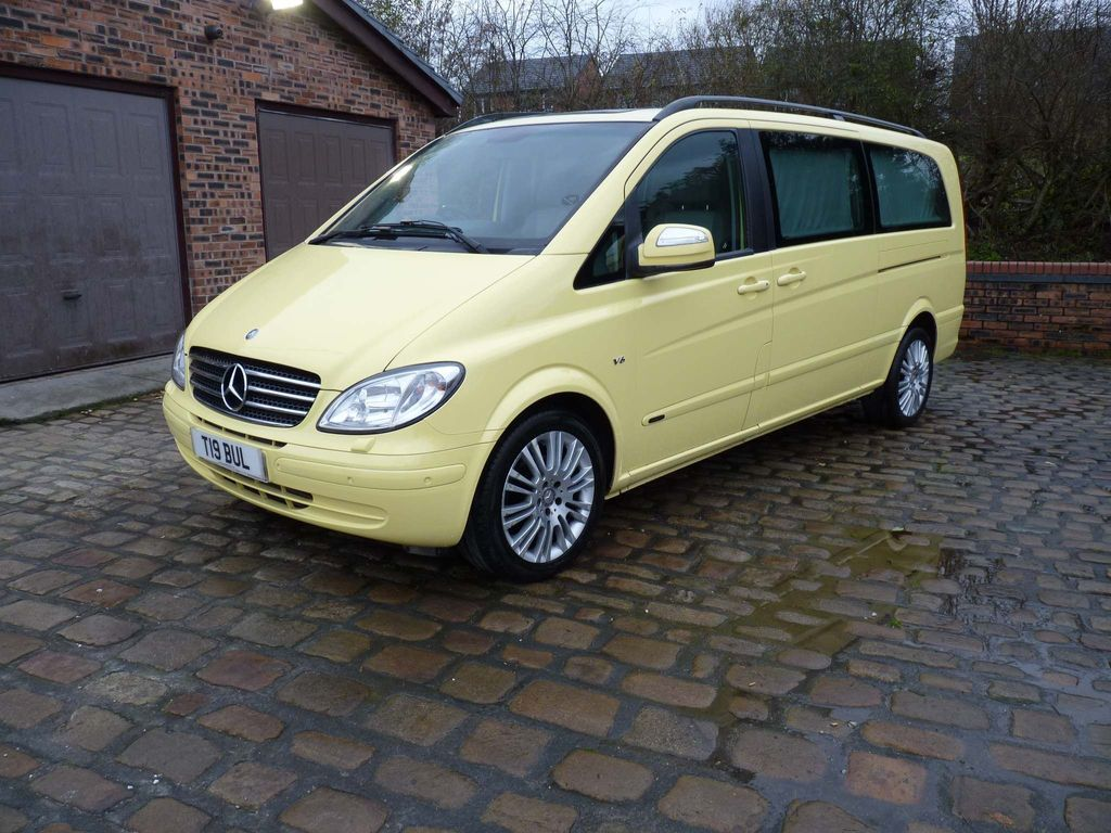 Mercedes-Benz Viano MPV 3.0 CDI Ambiente Extra Long MPV 5dr
