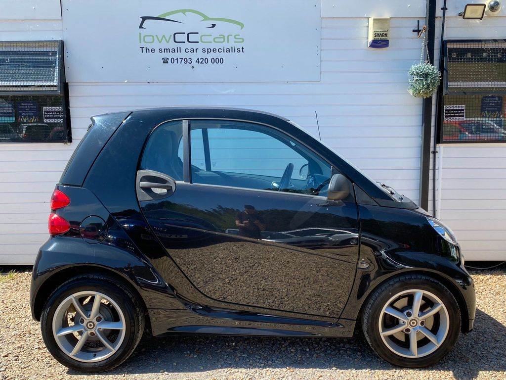 Smart fortwo Coupe 1.0 MHD Edition21 SoftTouch 2dr