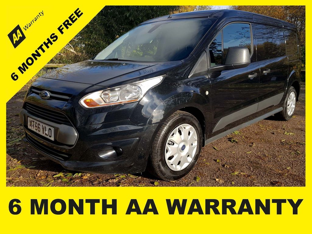 Ford Transit Connect Panel Van 1.5 TDCi 200 L1 Limited 5dr