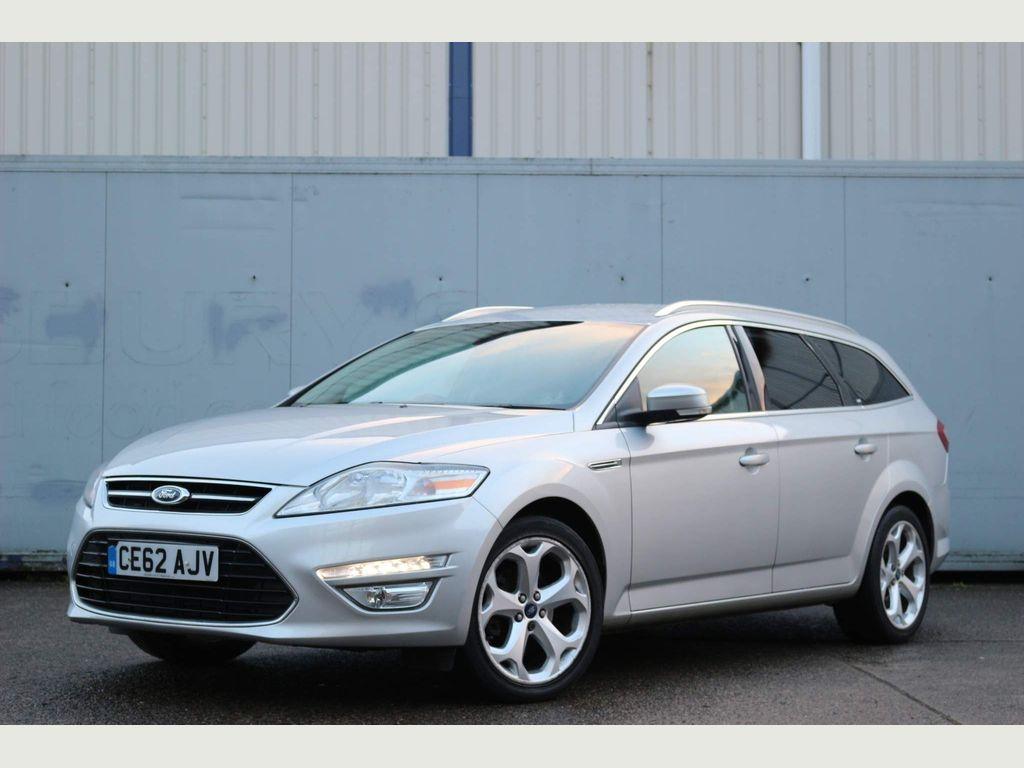 Ford Mondeo Estate 2.0 TDCi Titanium 5dr
