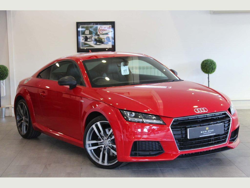 Audi TT Coupe 2.0 TDI ultra S line (s/s) 3dr