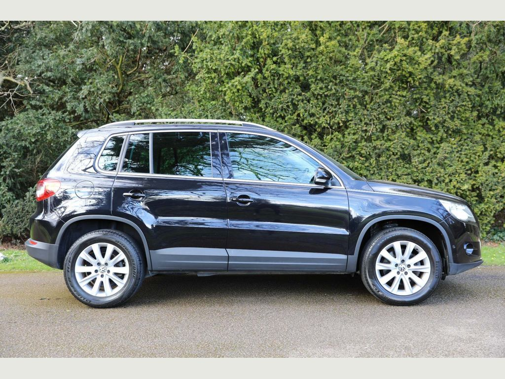 Used Volkswagen Tiguan Suv 2.0 Tdi Match 4motion 5dr in ...