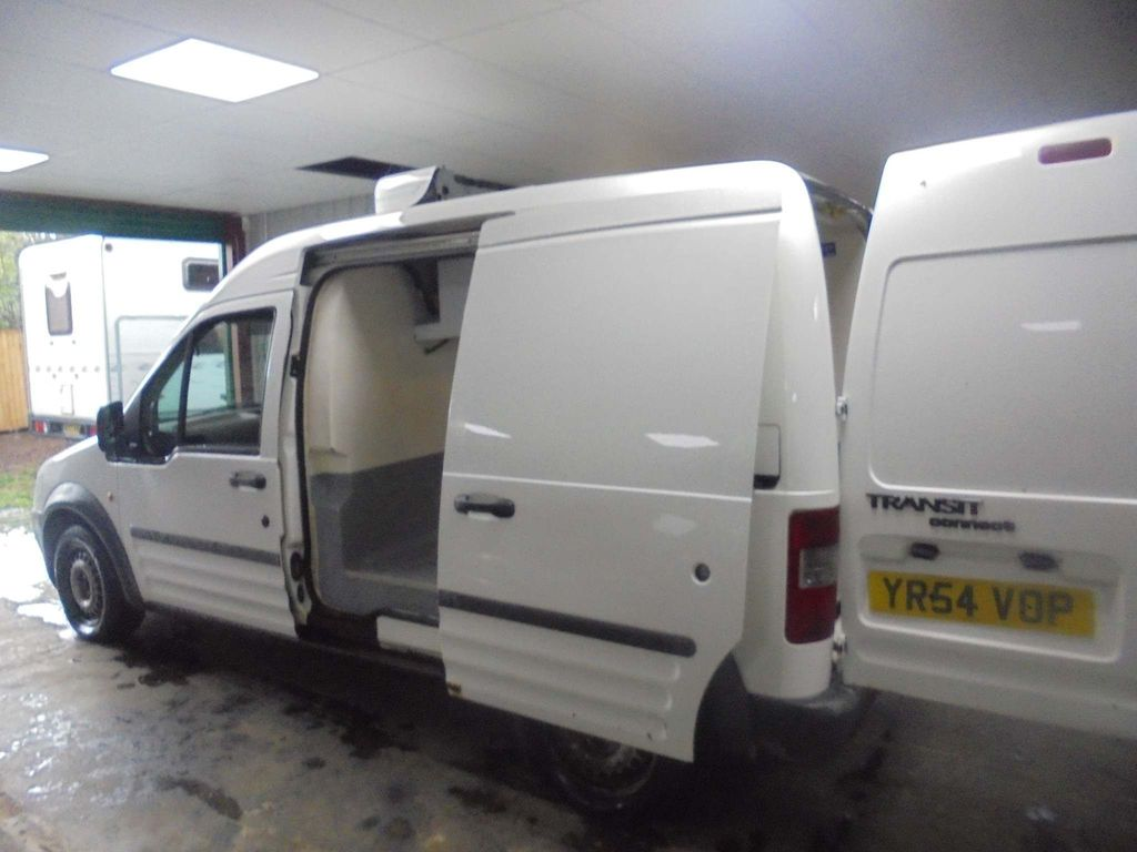 Ford Transit Connect Temperature Controlled 1.8 TDCi T230 Refrigerated Van LX 4dr