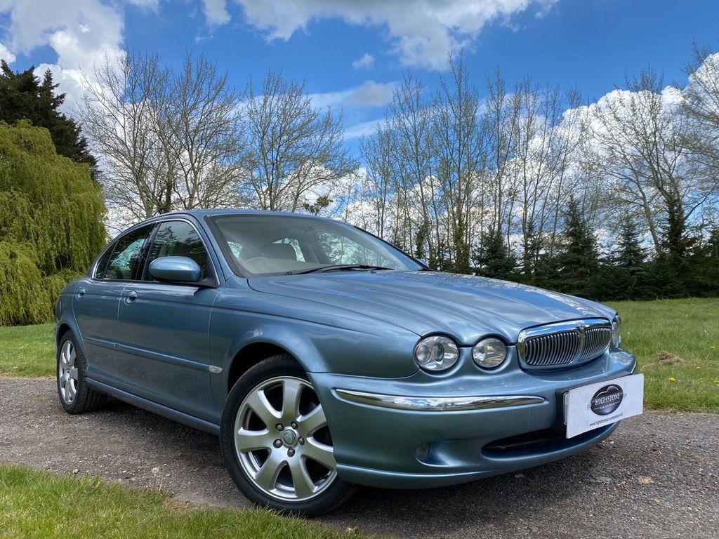 Jaguar X-Type Saloon 3.0 V6 SE (AWD) 4dr
