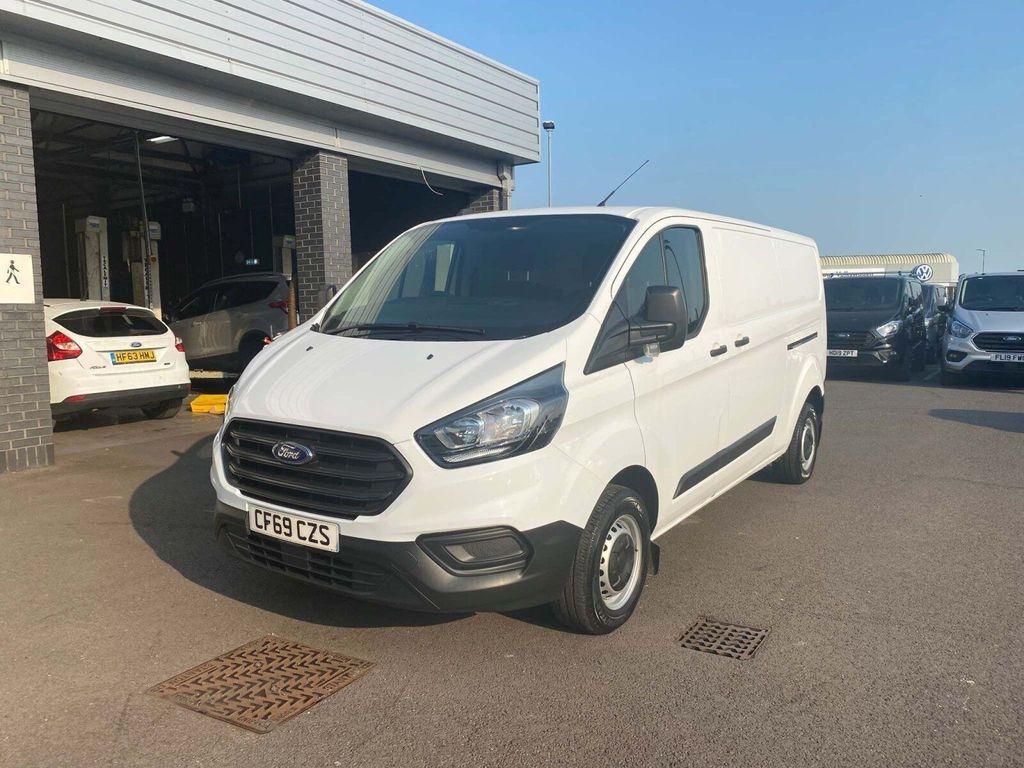 Ford Transit Custom Panel Van 2.0 300 EcoBlue Leader L2 H1 EU6 (s/s) 5dr