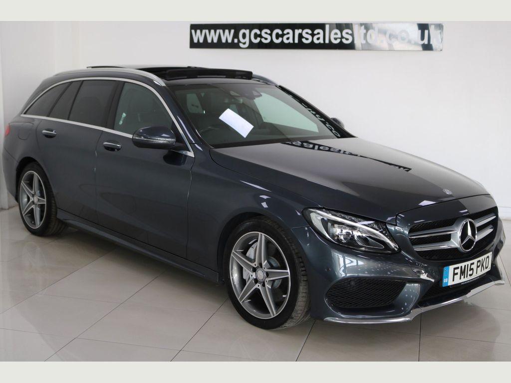 Mercedes-Benz C Class Estate 2.1 C300dh AMG Line (Premium) G-Tronic+ (s/s) 5dr