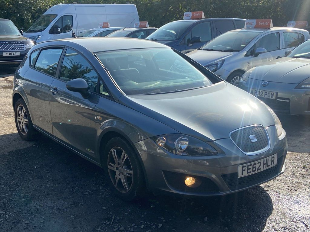 SEAT Leon Hatchback 1.6 TDI CR Ecomotive CR S 5dr