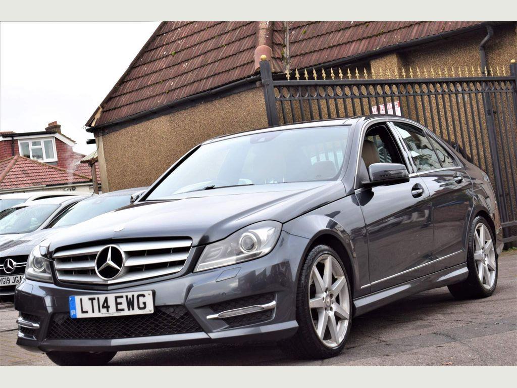 Mercedes-Benz C Class Saloon 3.0 C350 CDI AMG Sport 7G-Tronic Plus 4dr