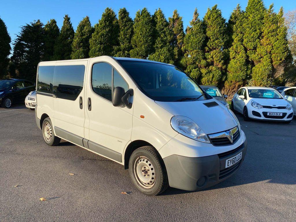 Vauxhall Vivaro MPV 2.0 CDTi 16v 2900 Combi 5dr (9 Seats, SWB)