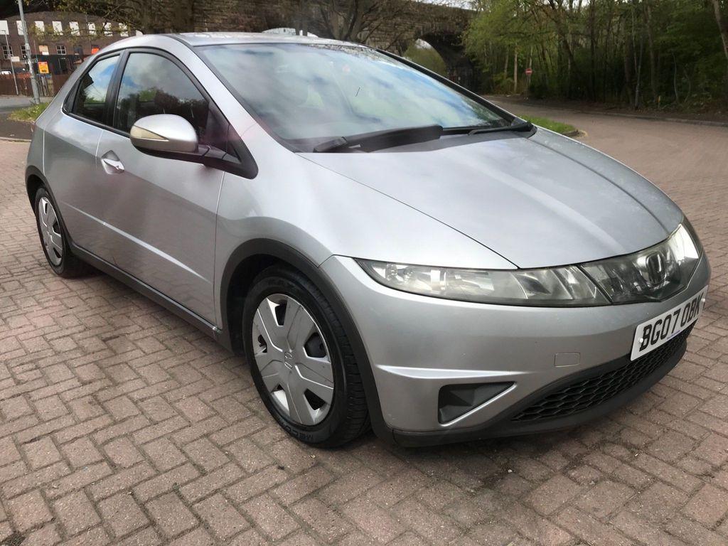 Honda Civic Hatchback 1.4 i-DSI SE i-Shift 5dr