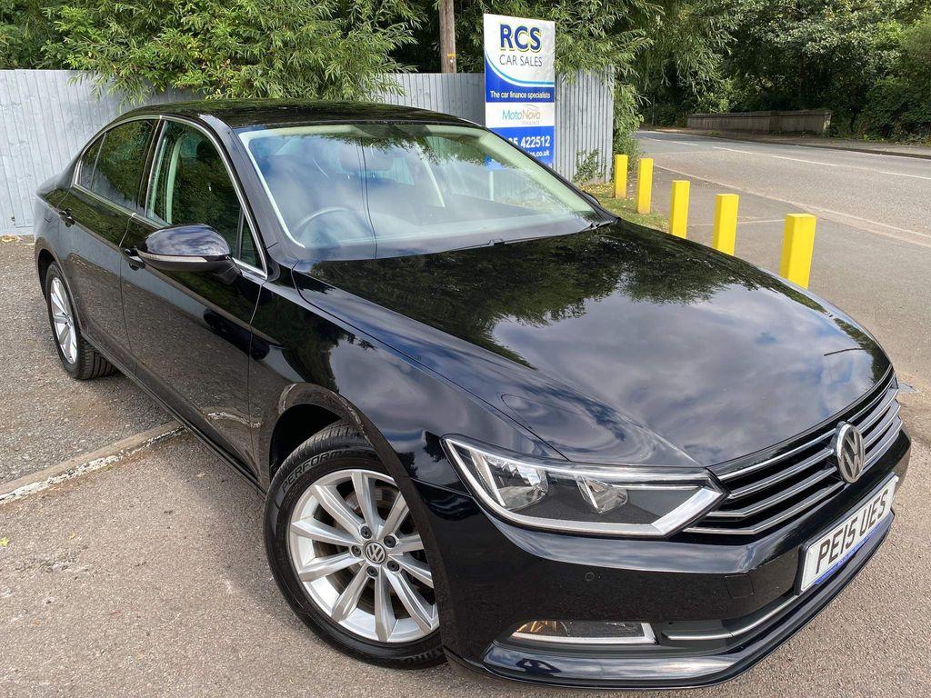 Volkswagen Passat Saloon 2.0 TDI BlueMotion Tech SE Business (s/s) 4dr