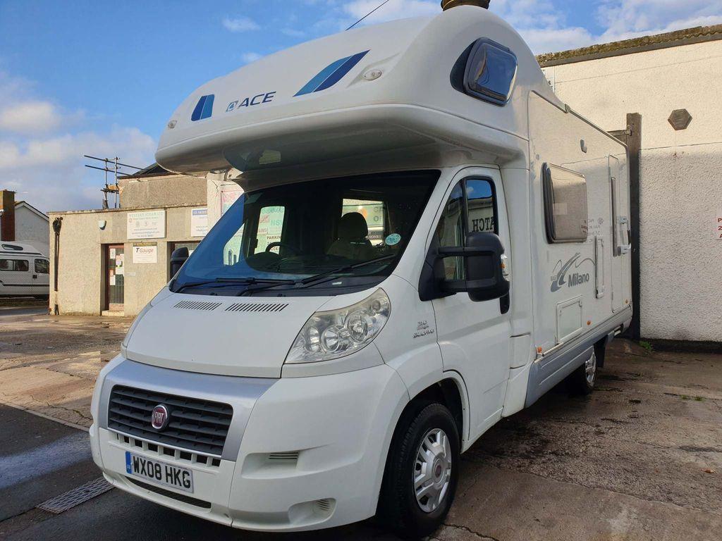 Ace Deposit now taken Coach Built Fiat ducato 2.3