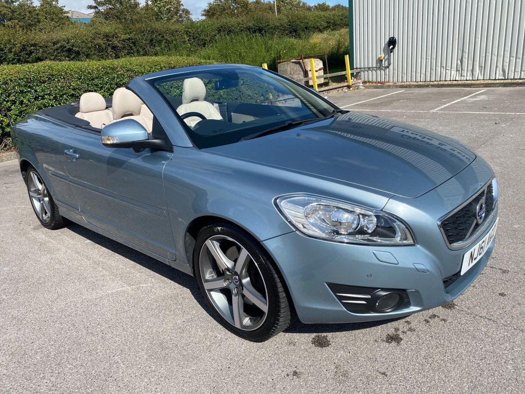 Volvo C70 Convertible 2.0 D4 SE Lux Geartronic 2dr