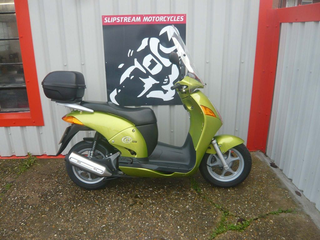 Honda @125 Scooter 125