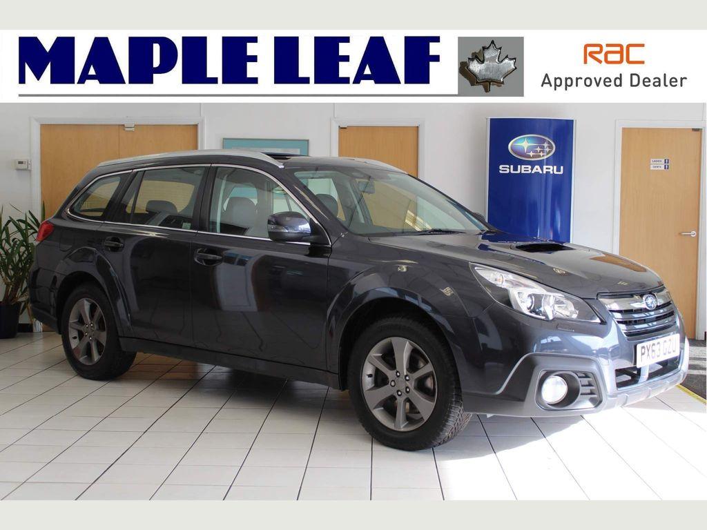 Subaru Outback Estate 2.0 D SX Lineartronic AWD 5dr