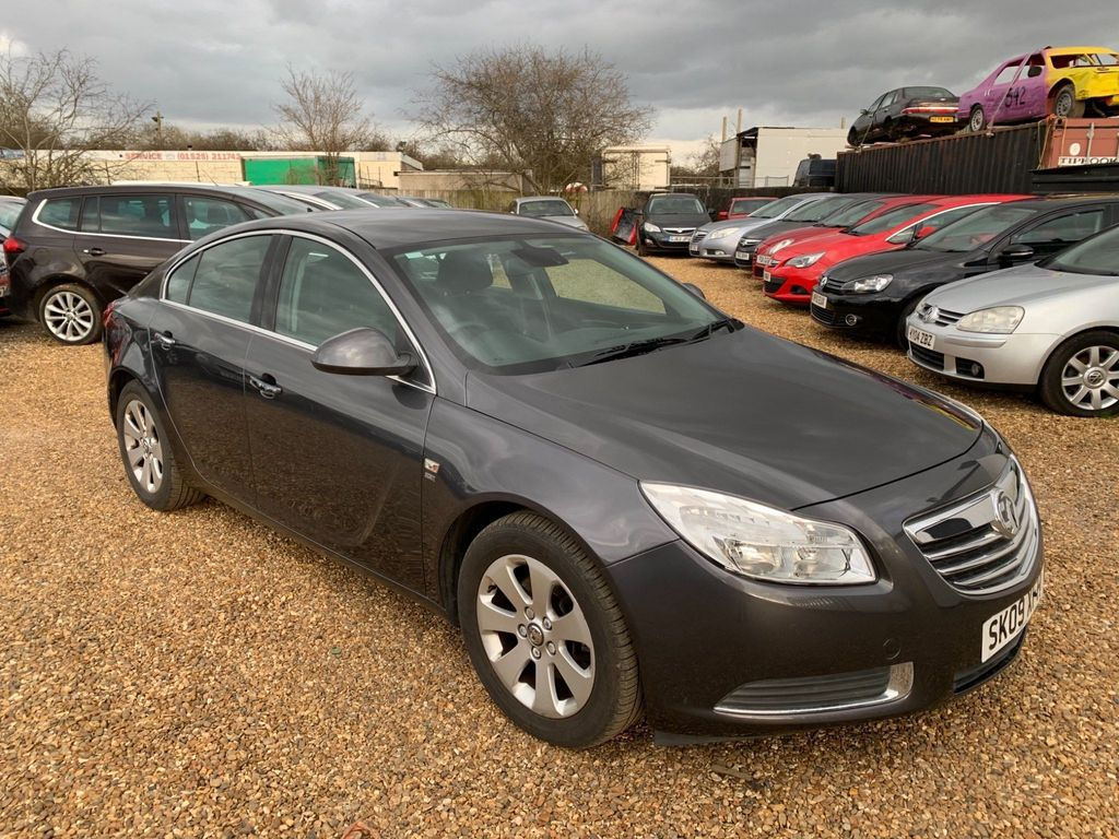 Vauxhall Insignia Hatchback 2.0T SE 5dr