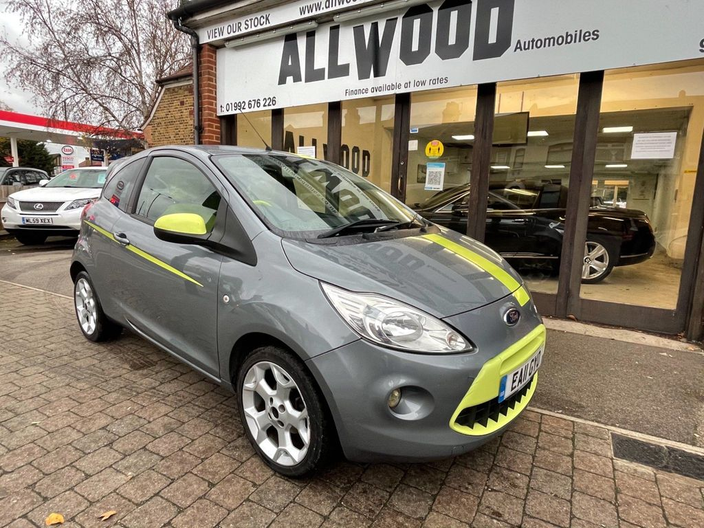 Ford Ka Hatchback 1.2 Digital 3dr