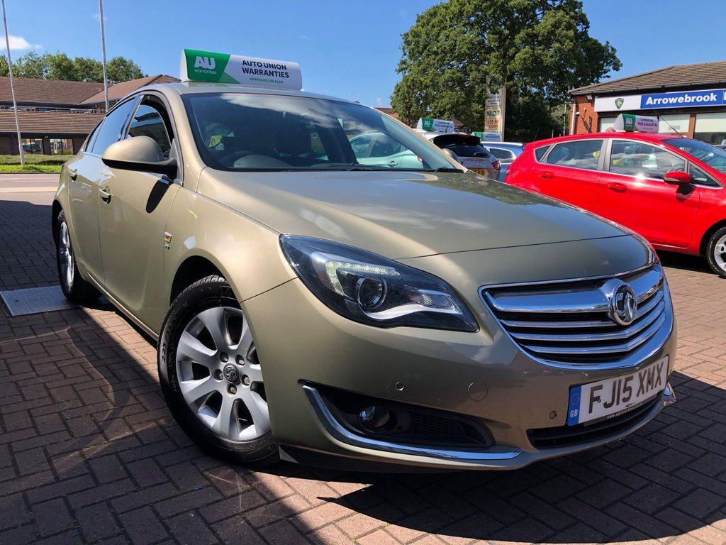 Vauxhall Insignia Hatchback 2.0 CDTi SRi Auto 5dr