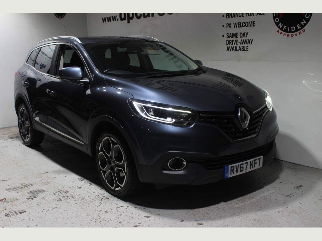 Renault Kadjar SUV 1.6 TCe Dynamique Nav (s/s) 5dr