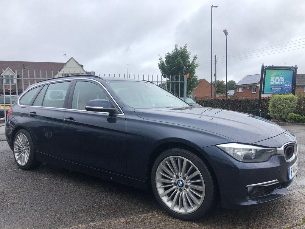 BMW 3 Series Estate 2.0 325d Luxury Touring (s/s) 5dr