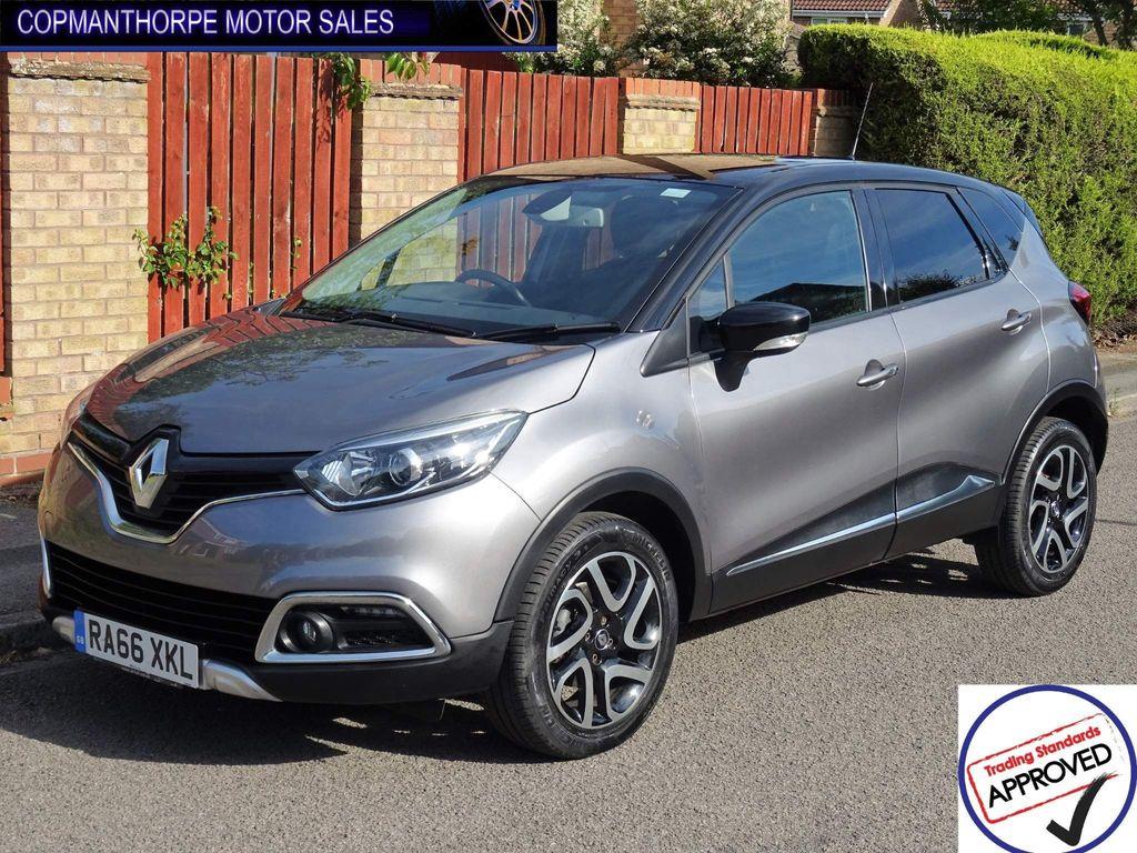 Renault Captur SUV 1.5 dCi Signature Nav (s/s) 5dr