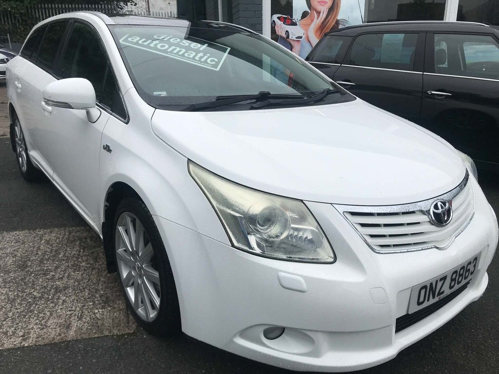 Toyota Avensis Estate 2.2 D-CAT T Spirit 5dr