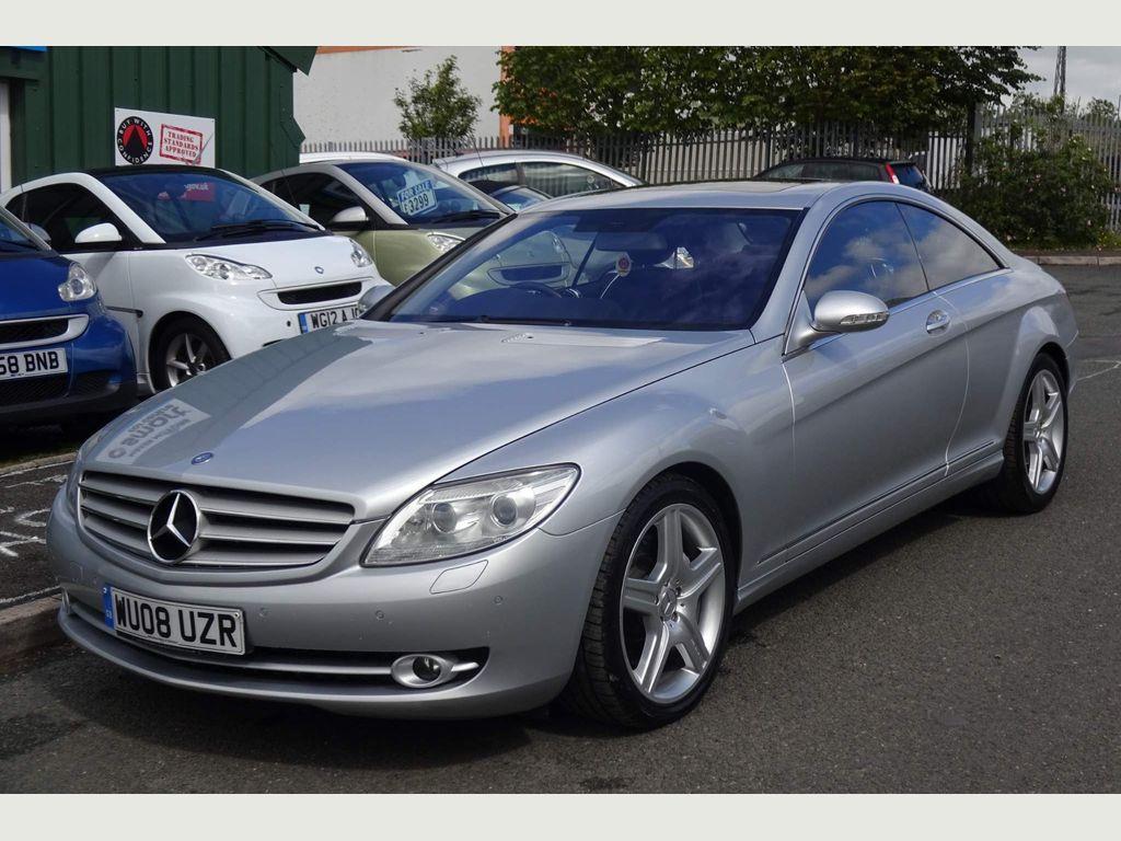 Mercedes-Benz CL Coupe 5.5 CL500 2dr