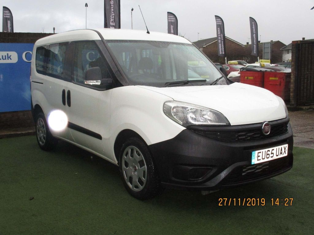 Fiat Doblo Other 1.3 MultiJetII 16v L1H1 N1 Active 4dr