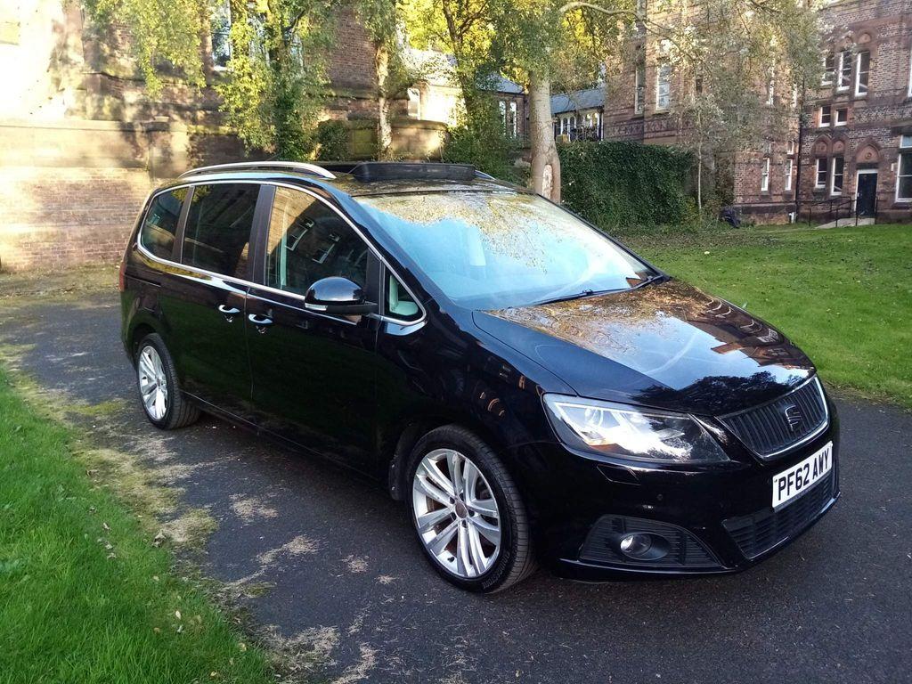 SEAT Alhambra MPV 2.0 TDI Ecomotive CR SE Lux 5dr