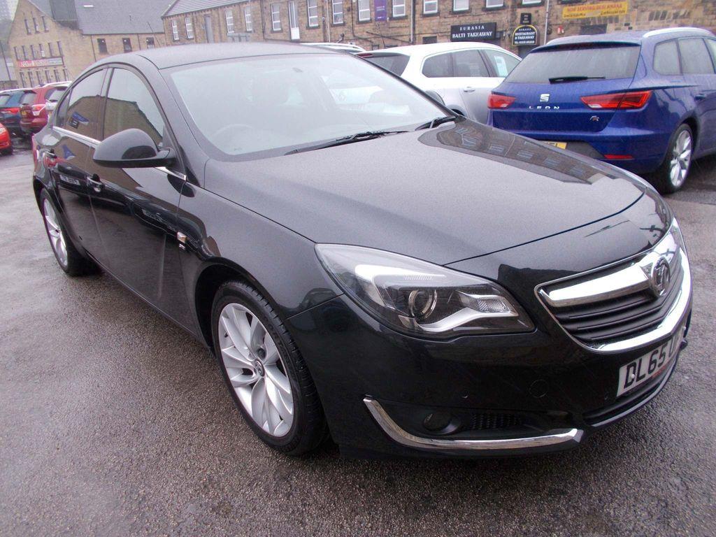 Vauxhall Insignia Hatchback 1.4 i SRi (s/s) 5dr