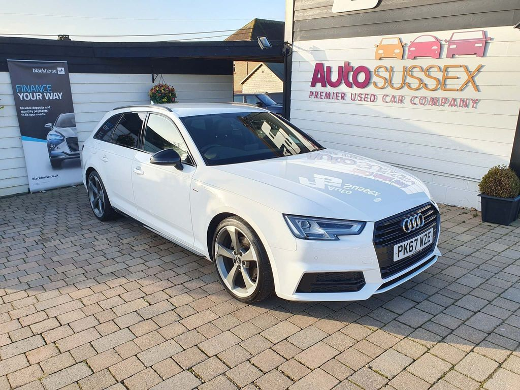 Audi A4 Avant Estate 1.4 TFSI Black Edition Avant (s/s) 5dr
