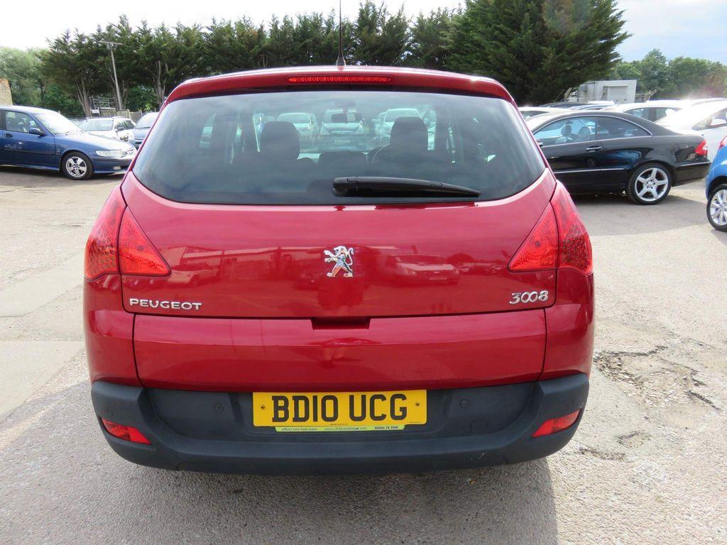 Peugeot 3008 SUV 1.6 HDi FAP Sport EGC 5dr