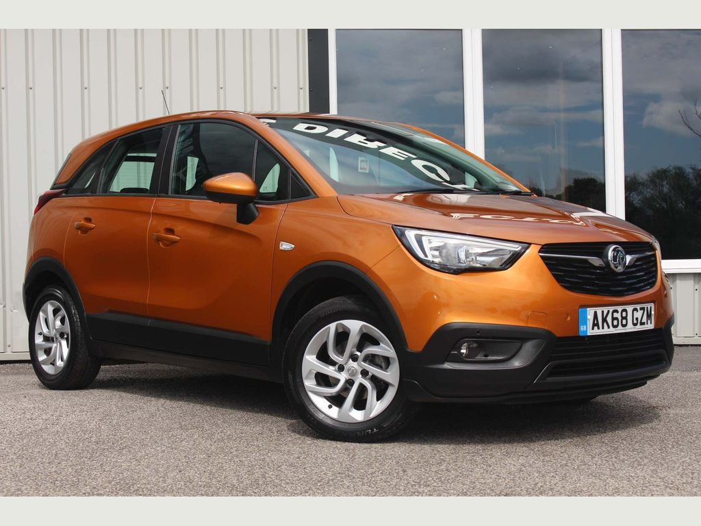 Vauxhall Crossland X SUV 1.5 Turbo D ecoTEC BlueInjection SE (s/s) 5dr