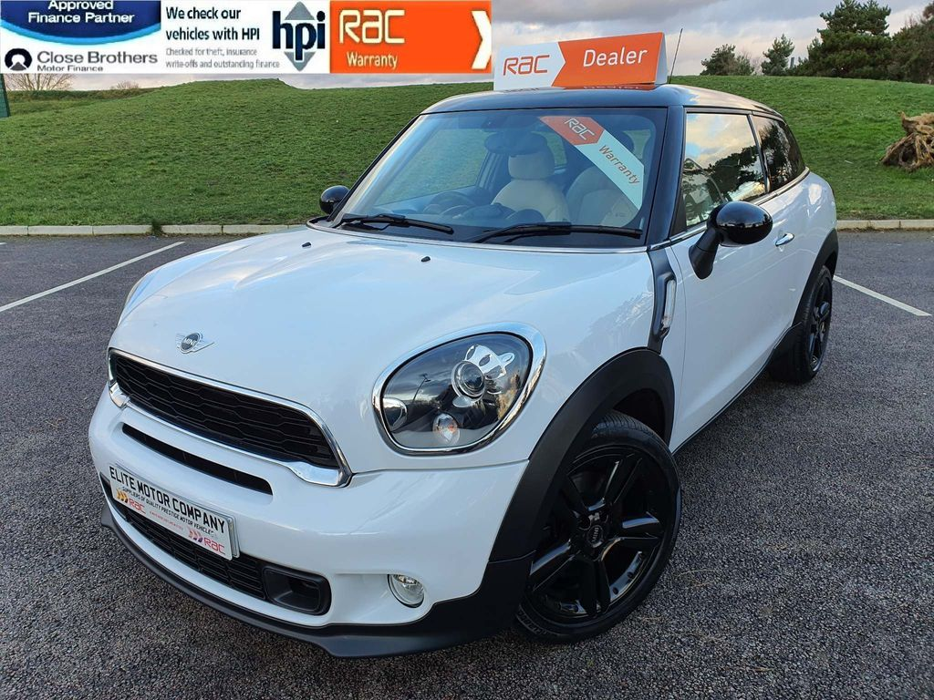 MINI Paceman Hatchback 1.6 Cooper S 3dr