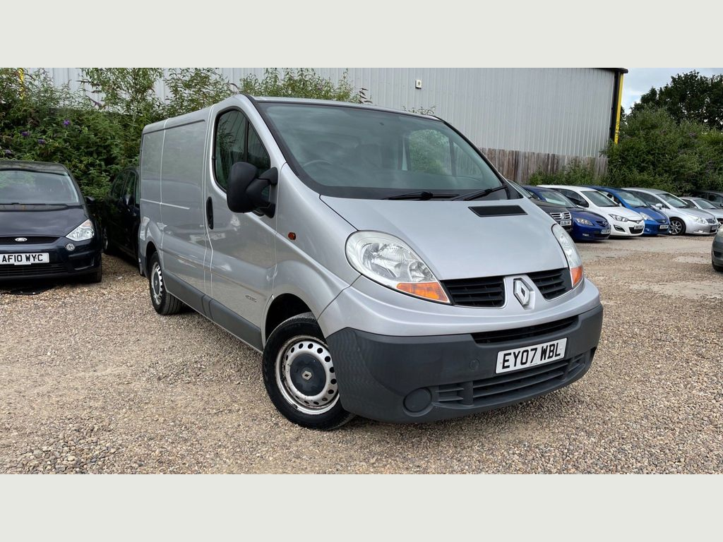 Renault Trafic Temperature Controlled 2.0 TD dCi SL27 Refrigerated Van 4dr