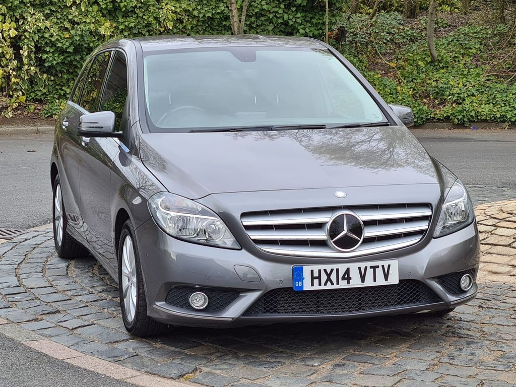 Mercedes-Benz B Class Hatchback 1.5 B180 CDI ECO SE 5dr