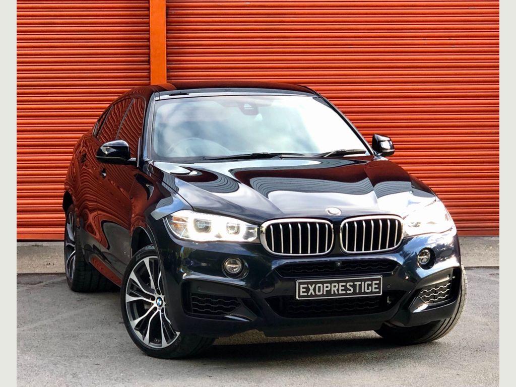 BMW X6 SUV 4.4i V8 M Sport Auto xDrive (s/s) 5dr