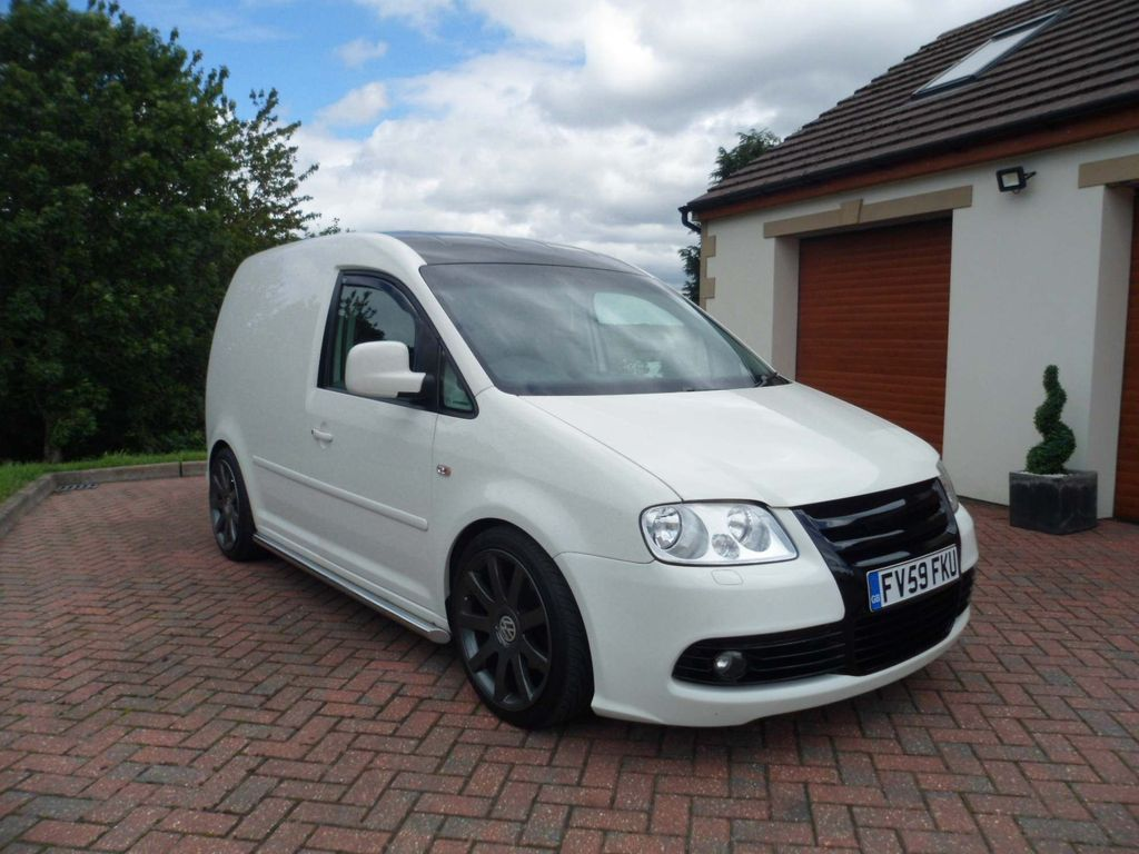 Volkswagen Caddy Unlisted 1.9 TDI PD C20 Panel Van 4dr