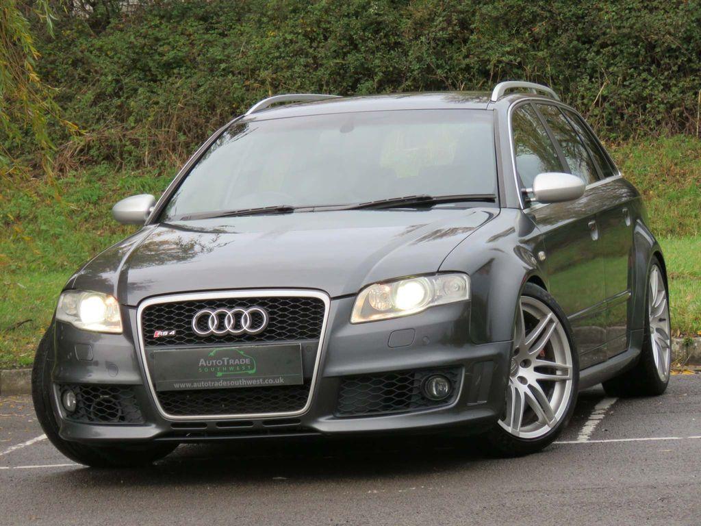 Audi RS4 Avant Estate 4.2 Avant quattro 5dr