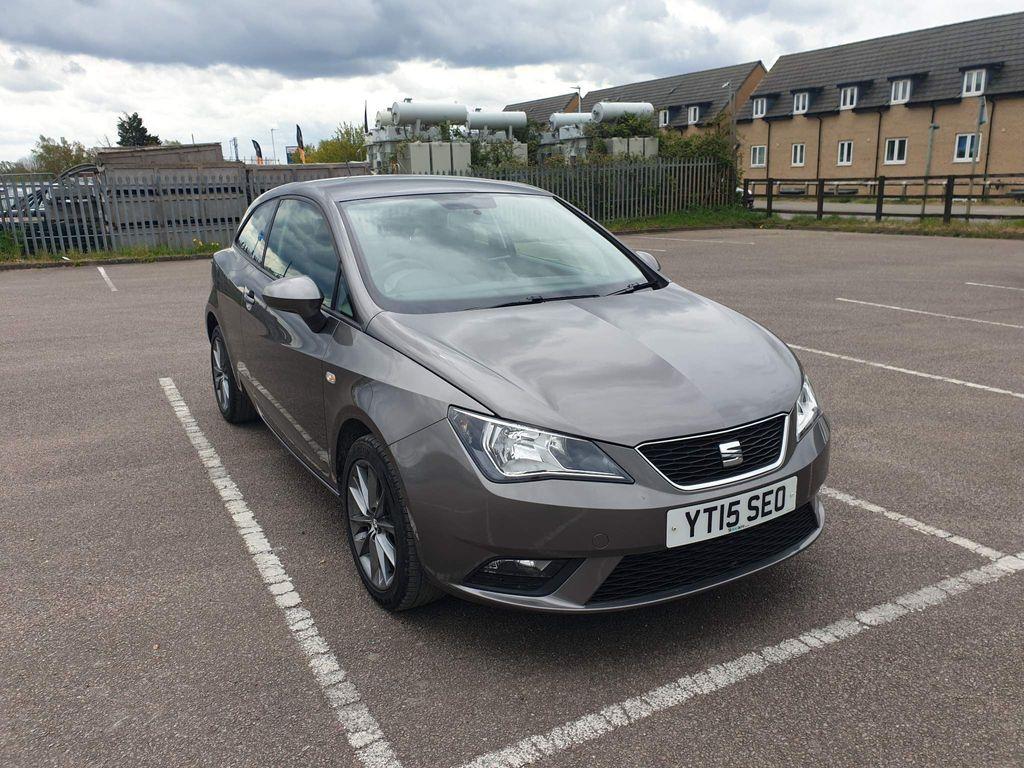 SEAT Ibiza Hatchback 1.2 TSI I TECH SportCoupe 3dr
