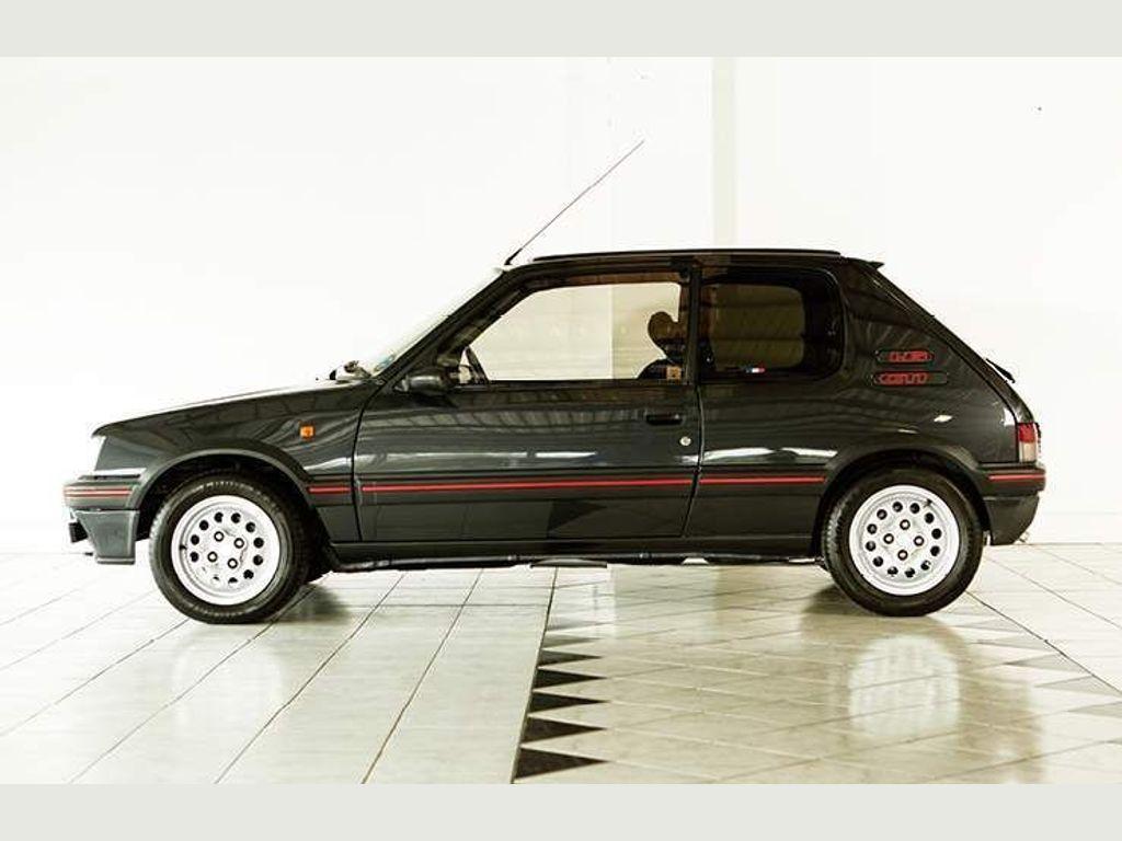 Peugeot 205 Hatchback 1.6 GTi 3dr
