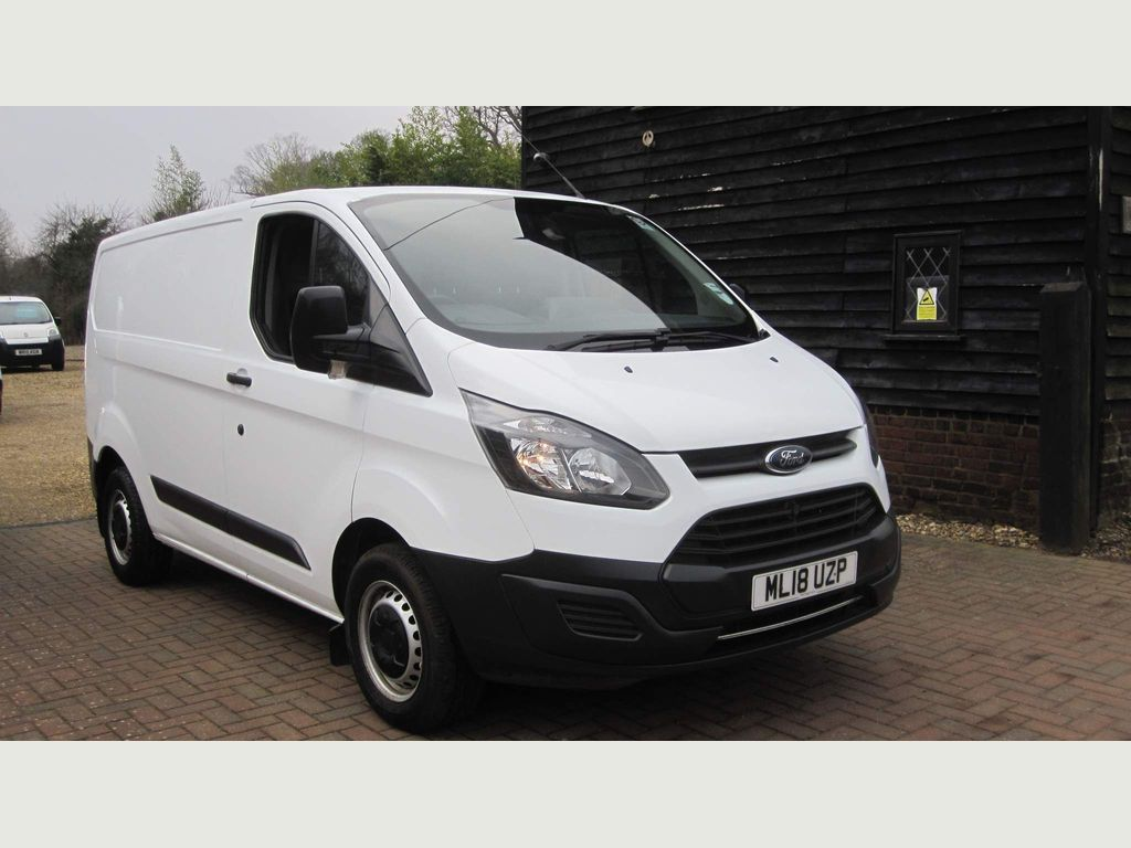 Ford Transit Custom Panel Van 290
