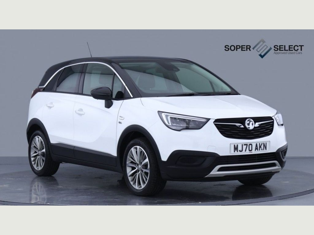 Vauxhall Crossland X SUV 1.2 Griffin (s/s) 5dr