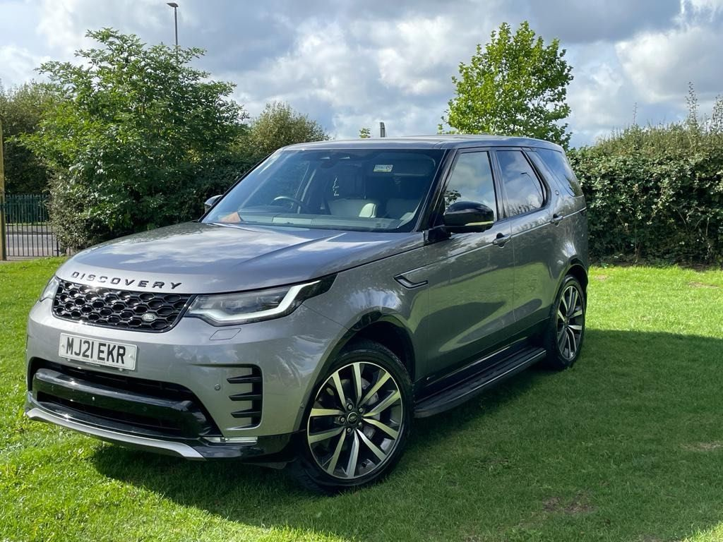Land Rover Discovery SUV 3.0 D250 MHEV R-Dynamic SE Auto 4WD (s/s) 5dr