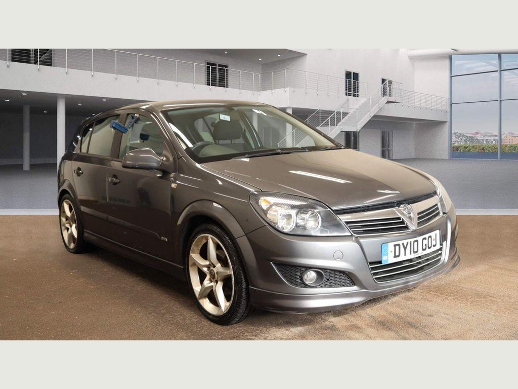 Vauxhall Astra Hatchback 1.8 i VVT 16v SRi Exterior Pack 5dr
