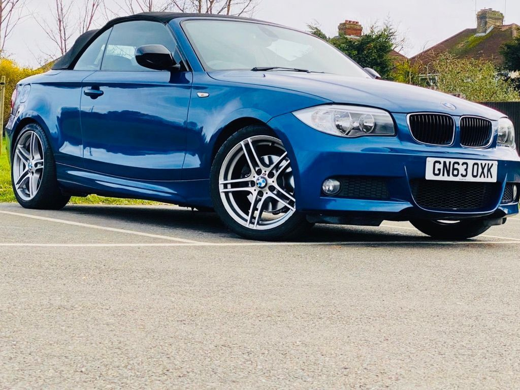 BMW 1 Series Convertible 2.0 120i Sport Plus 2dr