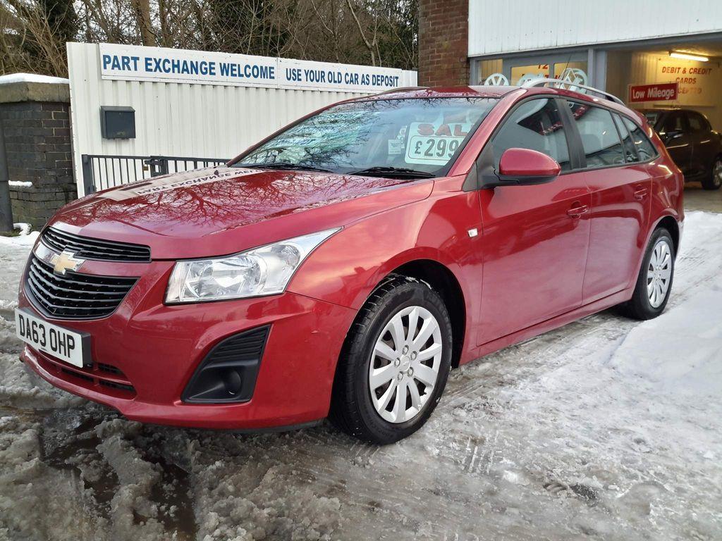 Chevrolet Cruze Estate 1.6 LS 5dr
