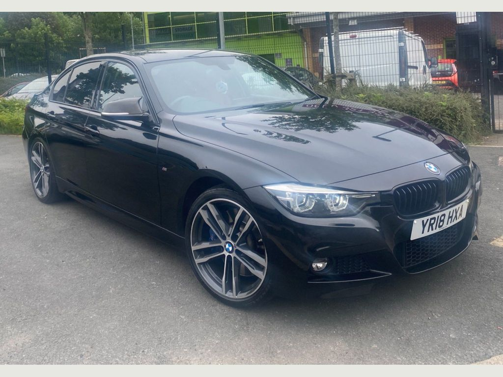 BMW 3 Series Saloon 3.0 340i M Sport Shadow Edition Auto (s/s) 4dr