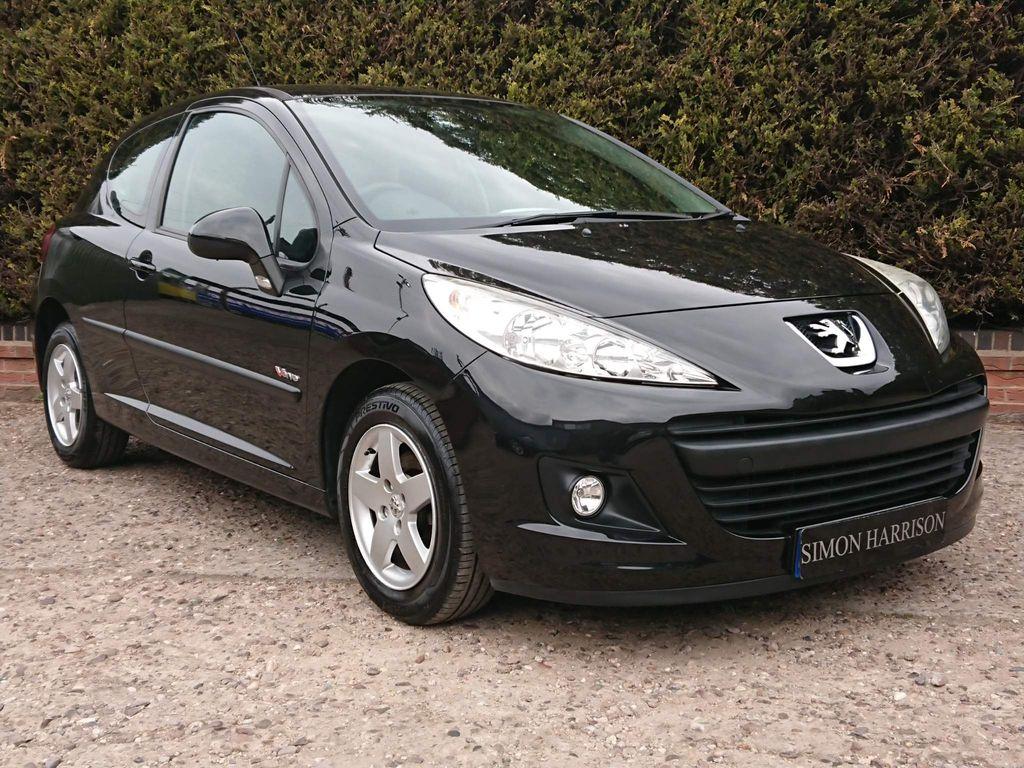 Peugeot 207 Hatchback 1.4 Verve 3dr