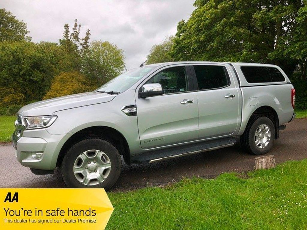 Ford Ranger Pickup 3.2 TDCi Limited 1 Double Cab Pickup Auto 4WD (s/s) 4dr